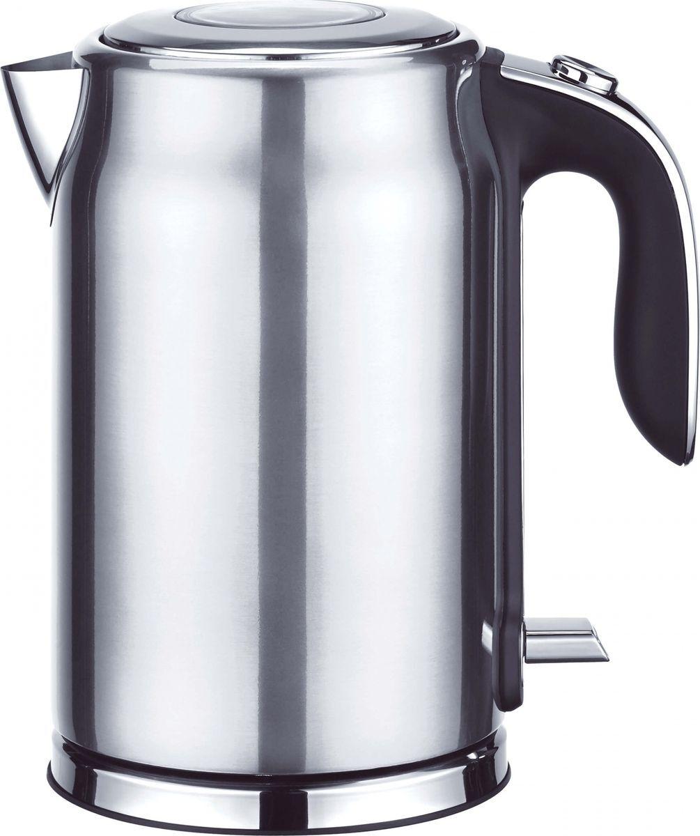 Электрический чайник Gemlux, GL-EK-772SM, серебристый чайник электрический gemlux gl ek622ss 1 5 л