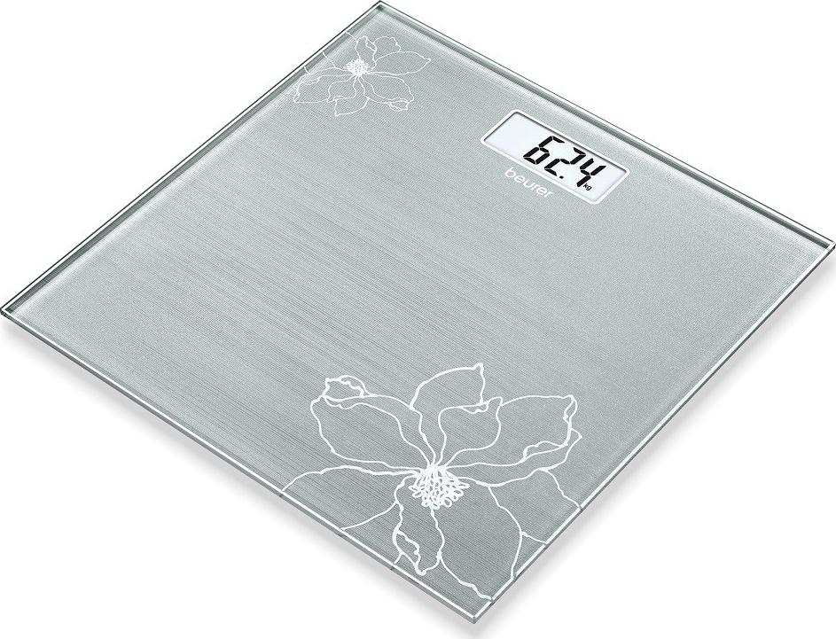 Весы напольные электронные Beurer GS10, серый