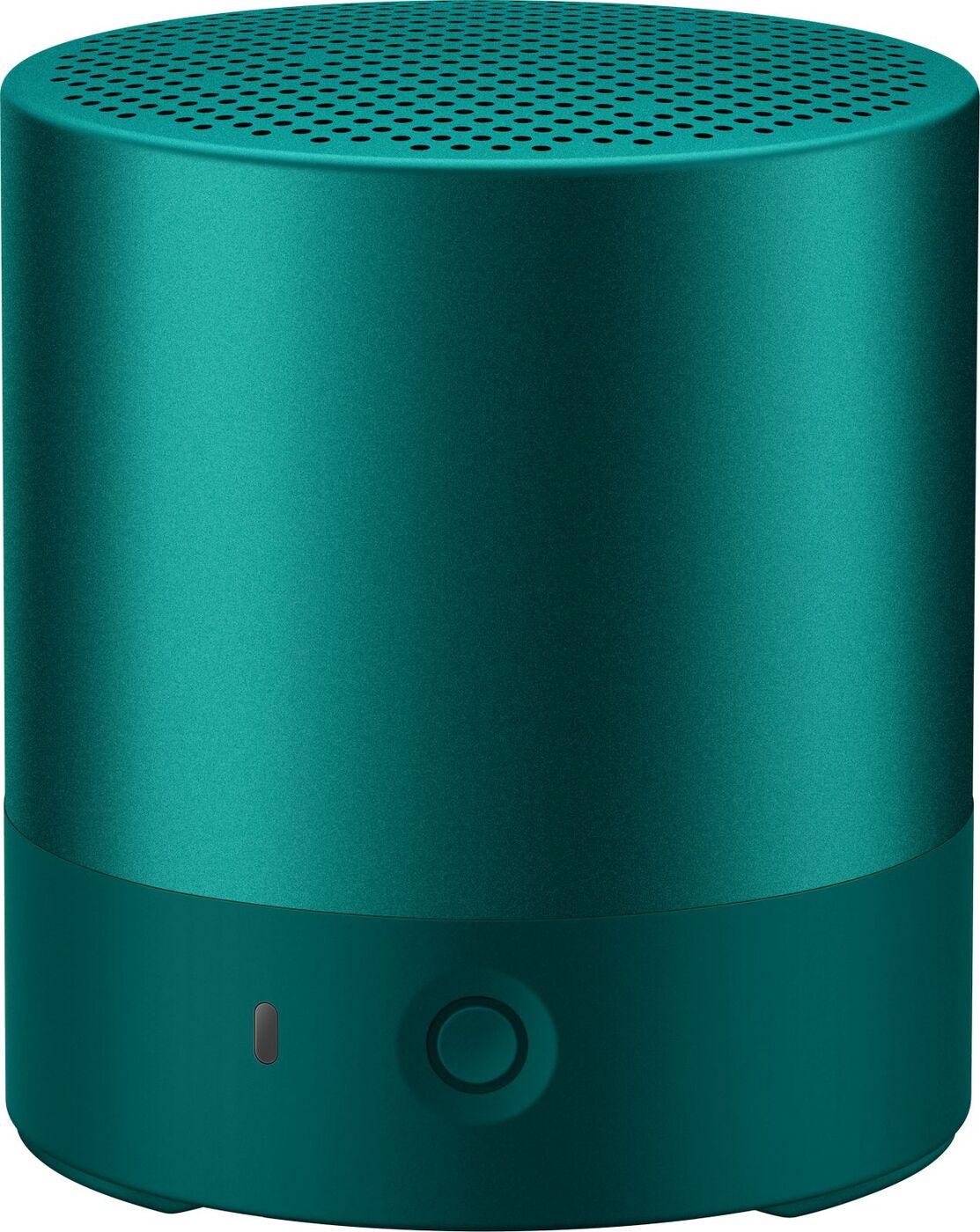 Портативная акустическая система Huawei CM510 Mini Speaker, зеленый, 2 шт huawei huawei little swan беспроводной bluetooth динамик громкой связи 4 0 портативный наружный стерео мини am08 mint