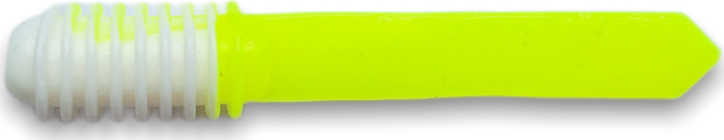 Приманка SOOREX Spear 75mm 111 (Белый/Лимон) Бабл Гам 8шт.