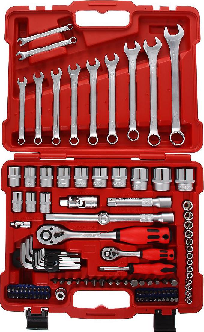 Набор ручного инструмента MATRIX 13586 все цены