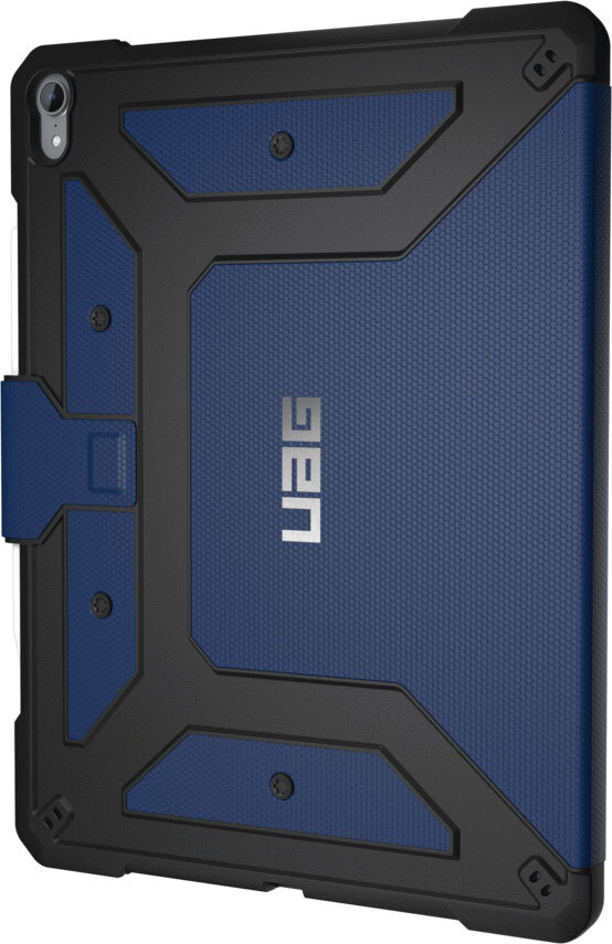 """Защитный чехол UAG для iPad Pro 12.9"""" 2018 серия Metropolis цвет синий /121396115050/8"""