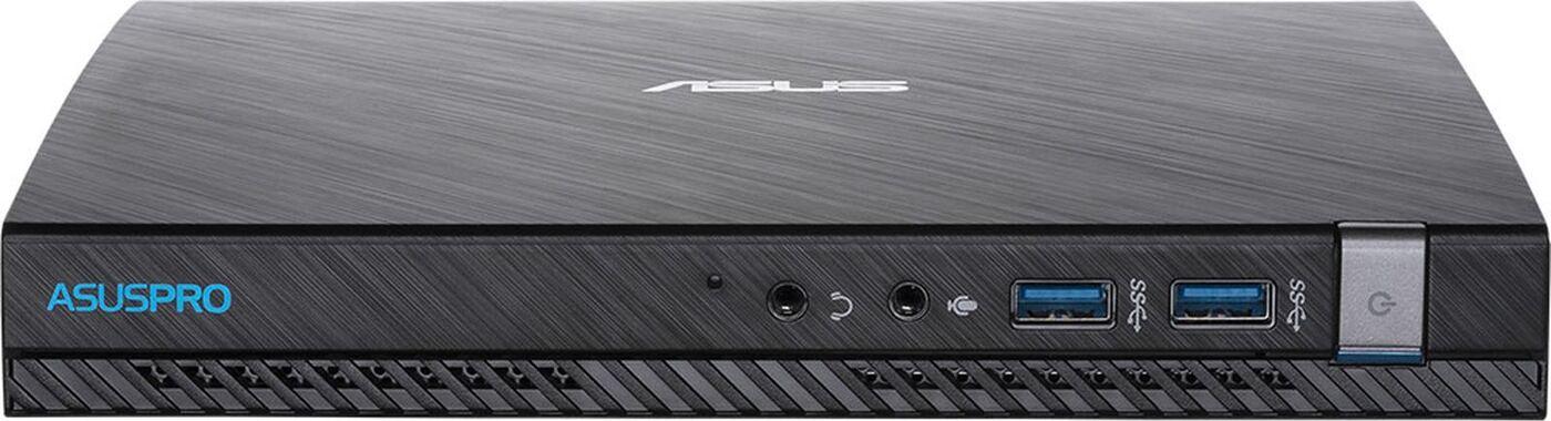 Мини ПК ASUS VivoPC E520-BP316M (90MS0151-M03160), черный ASUS