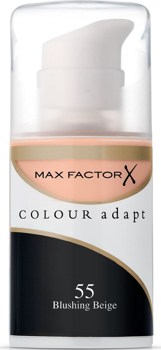 "Max Factor Тональный крем ""Colour Adapt"", тон 55 Blushing Beige (Бежевый), 34 мл"