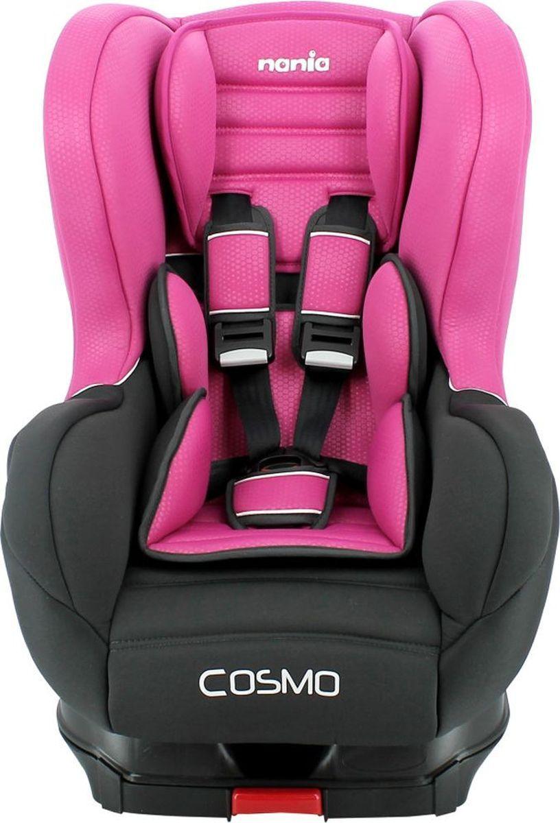 Автокресло Nania Cosmo SP Lu x E Isofi X, розовый цена