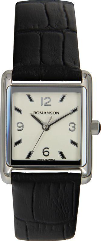 лучшая цена Наручные часы Romanson RL3243LW(WH)BK