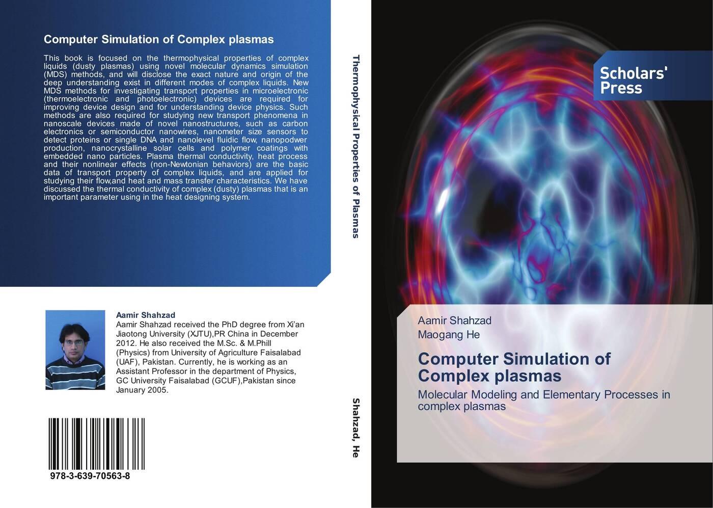 цены на Aamir Shahzad and Maogang He Computer Simulation of Complex plasmas  в интернет-магазинах