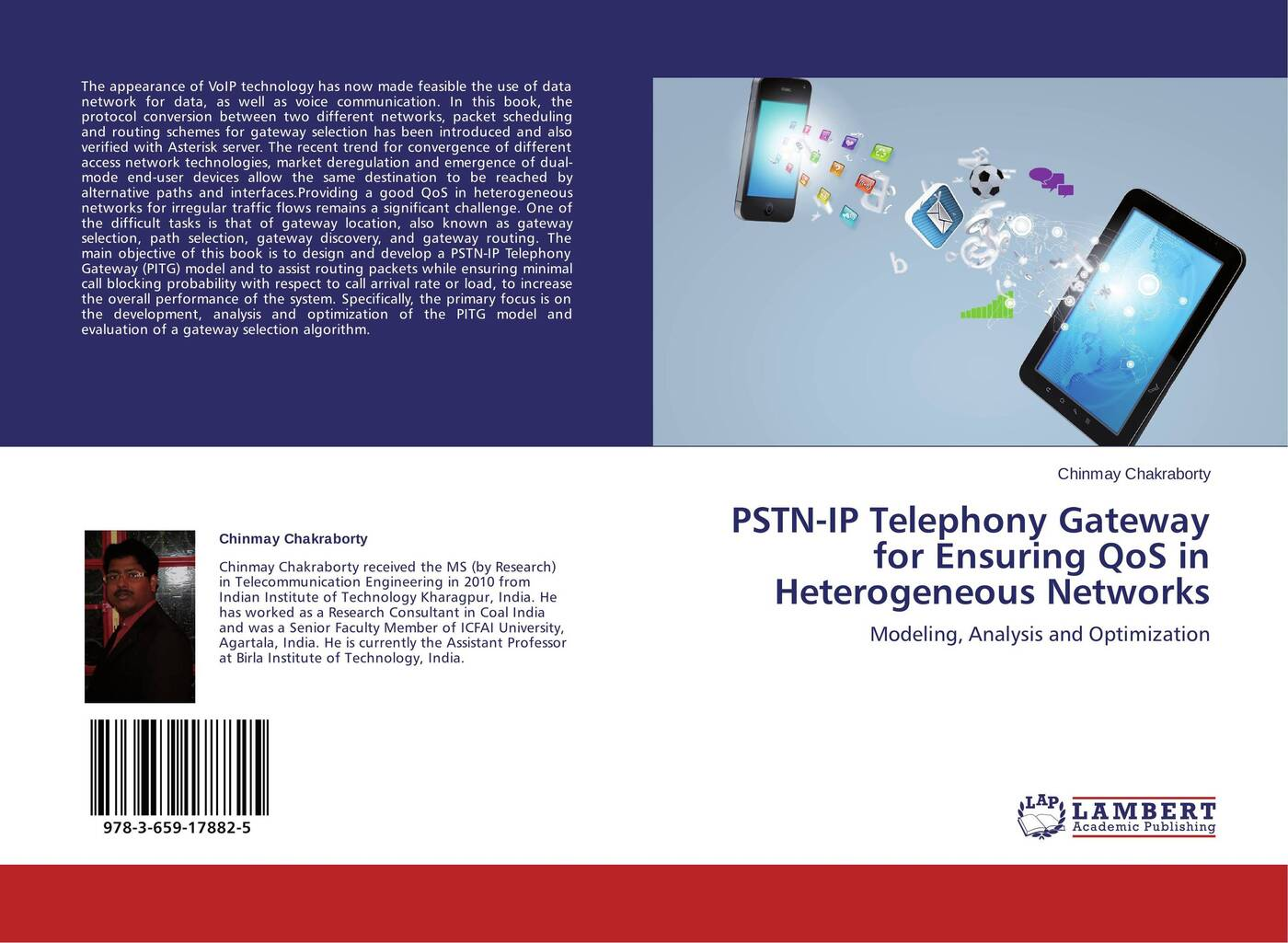 Chinmay Chakraborty PSTN-IP Telephony Gateway for Ensuring QoS in Heterogeneous Networks 4 fxs ports voip ata gateway ht842t fxs gateway ata sip gateway
