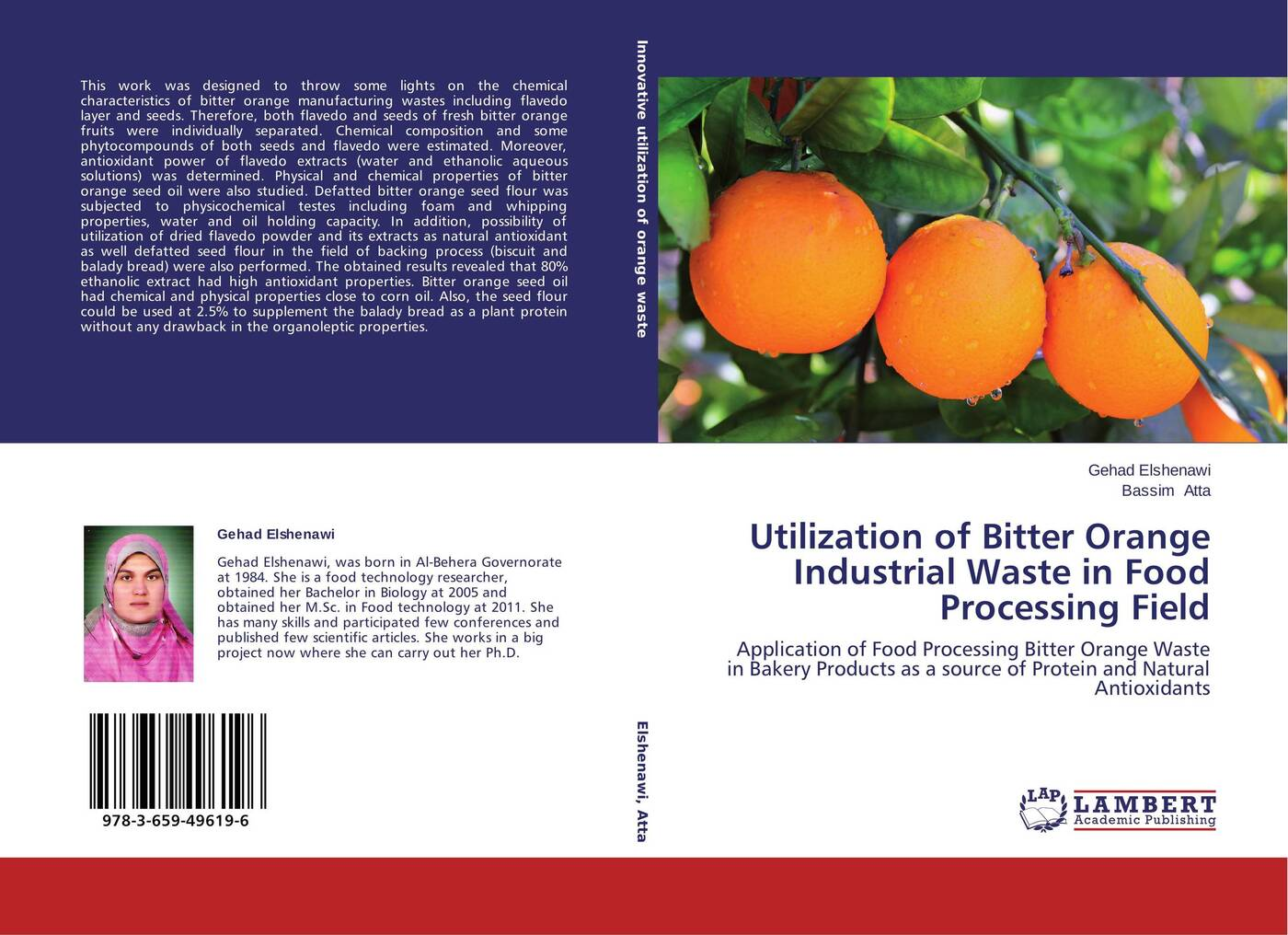 Gehad Elshenawi and Bassim Atta Utilization of Bitter Orange Industrial Waste in Food Processing Field waya phutdhawong melissa agustin and weerachai phutdhawong utilization of palm oil mill wastes