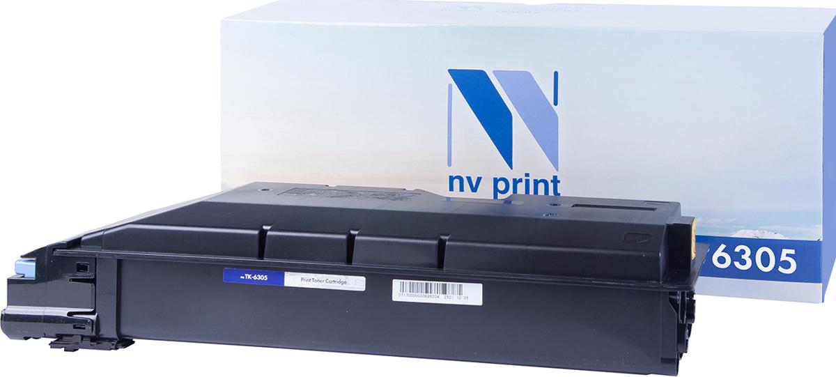 Тонер-картридж NV Print TK-6305, черный, для лазерного принтера все цены