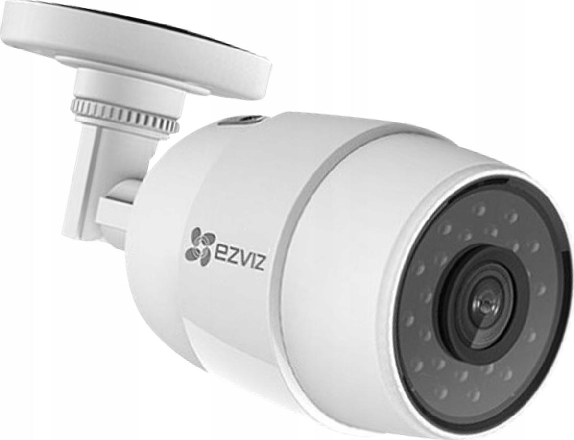 Уличная HD камера с подключением через Wi-Fi или Ethernet EZVIZ C3C