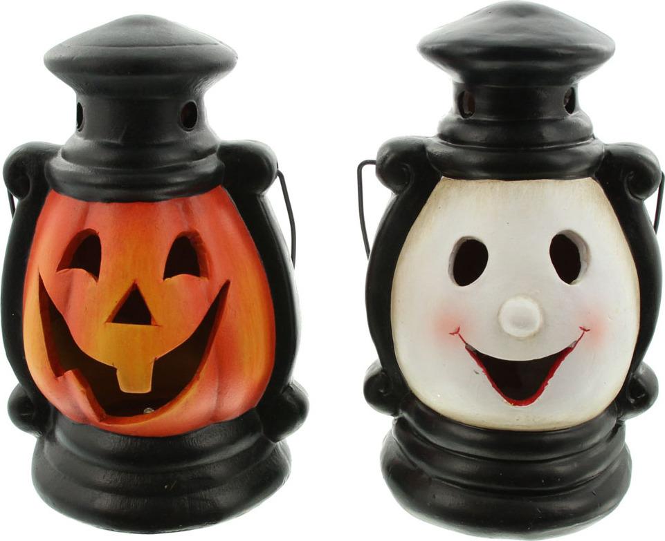 """Фонарики со светодиодной подсветкой """"Хэллоуин"""", 2 штуки"""