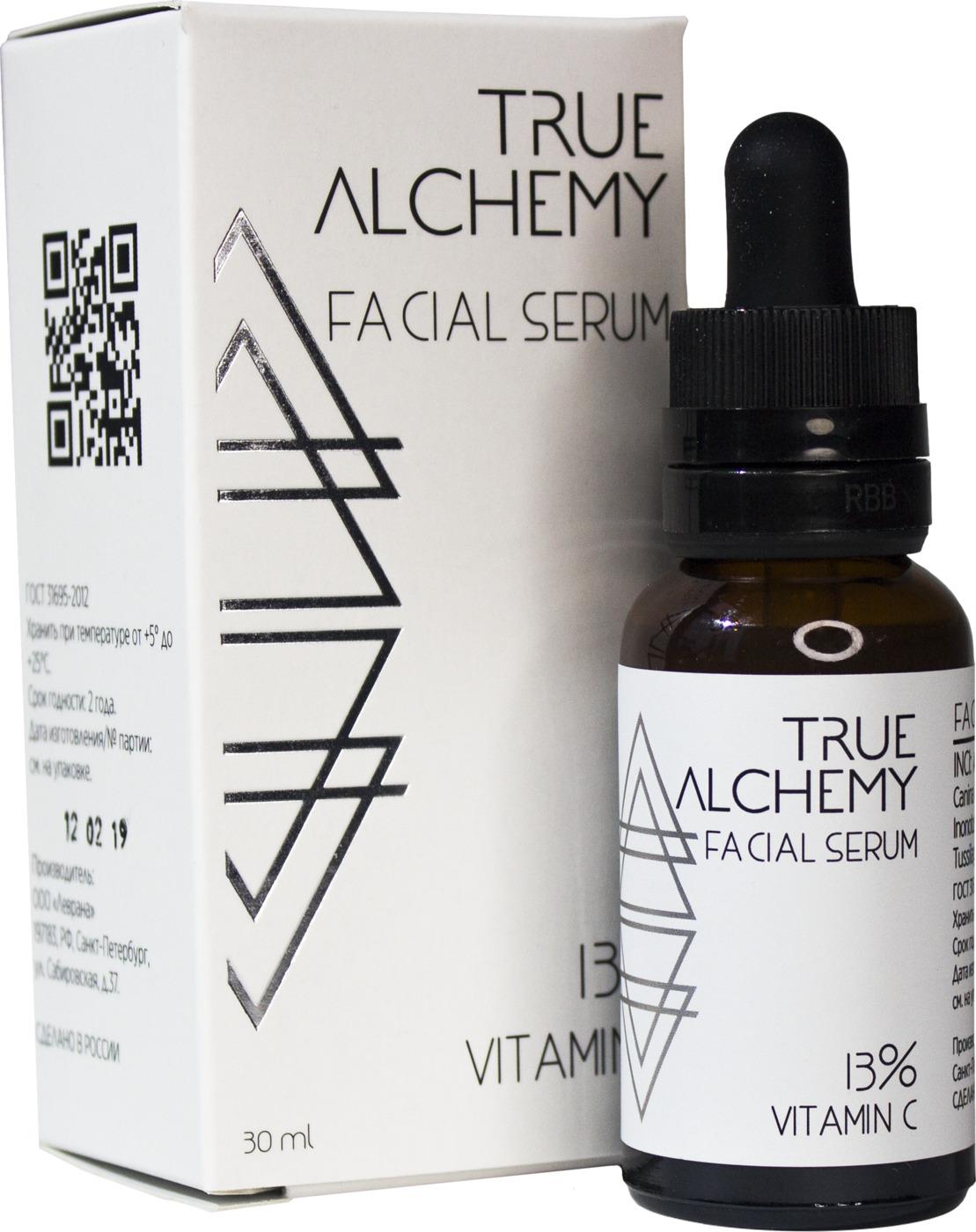 True Alchemy Сыворотка Vitamin C 13%, 30 мл