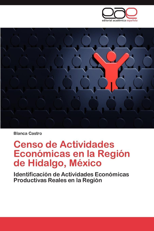 Censo de Actividades Economicas en la Region de Hidalgo, Mexico