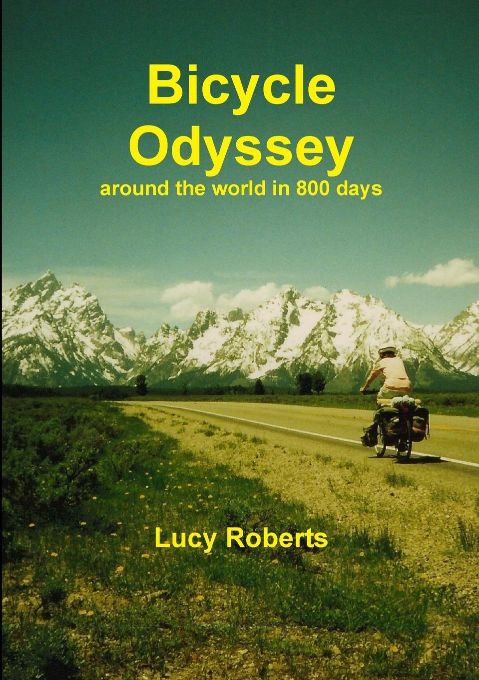 Bicycle Odyssey - around the  ...