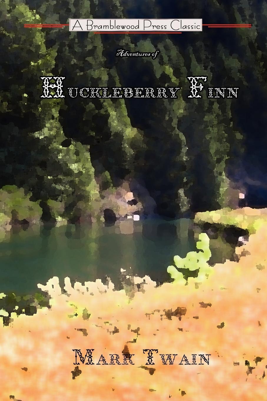 Книга Adventures of Huckleberry Finn. Mark Twain