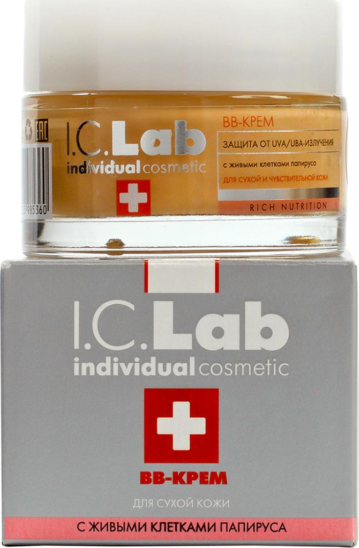 вв-крем для ухода за сухой чувствительной кожи лица I. C. Lab Individual cosmetic I.C.Lab Individual cosmetic