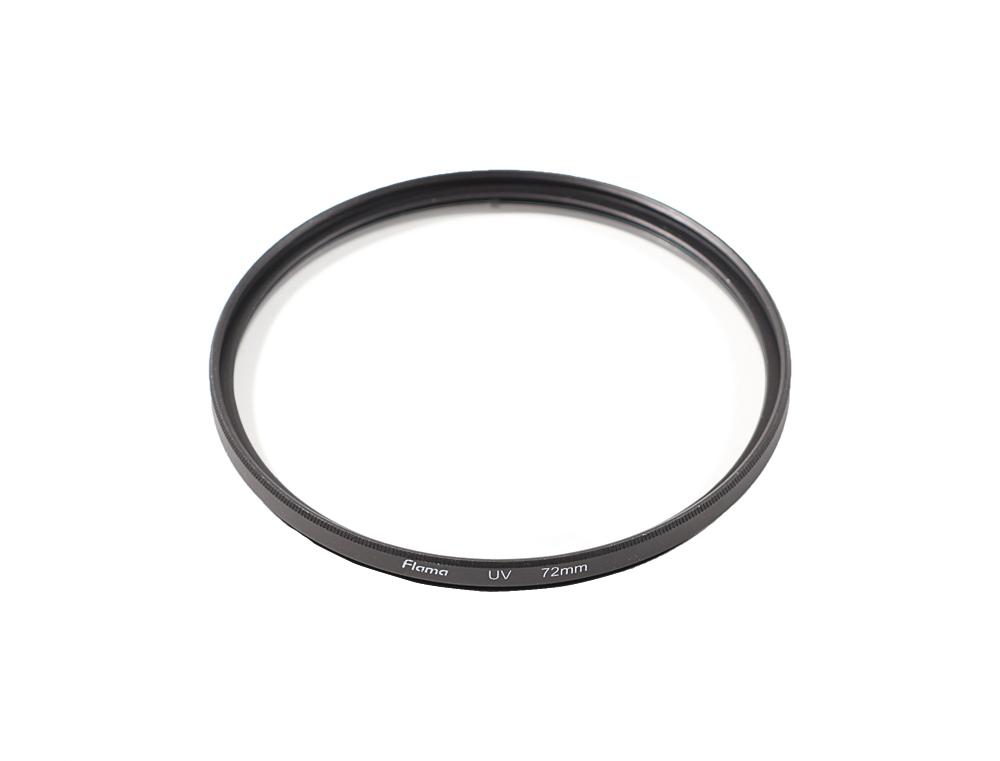 Светофильтр FLAMA UV Filter 72 mm