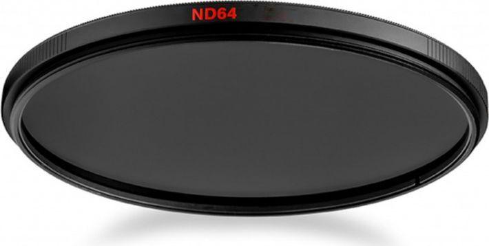 MFND64-55 Светофильтр нейтрально-серый ND64, 55мм, 6 ступеней
