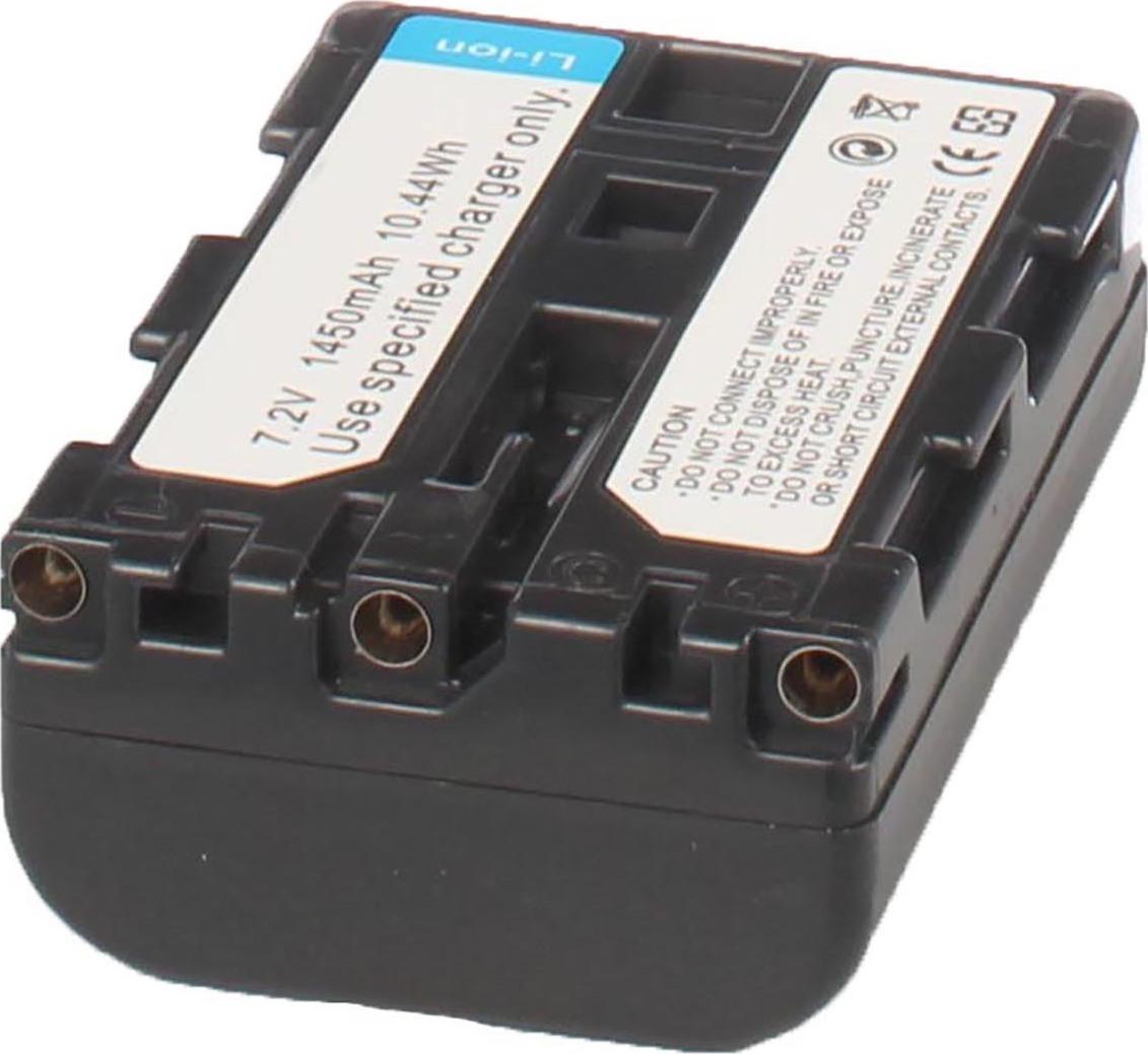 Аккумуляторная батарея iBatt iB-T1-F286 1300mAh для камер Sony Cyber-shot DSC-R1, Alpha DSLR-A100, HDR-HC1E, Cyber-shot DSC-F828, Cyber-shot DSC-F717, DCR-TRV270E, HVR-A1E, DCR-TRV285E, CCD-TRV218E, DCR-TRV22E, DCR-TRV250E, DCR-TRV255E, DCR-HC14E,