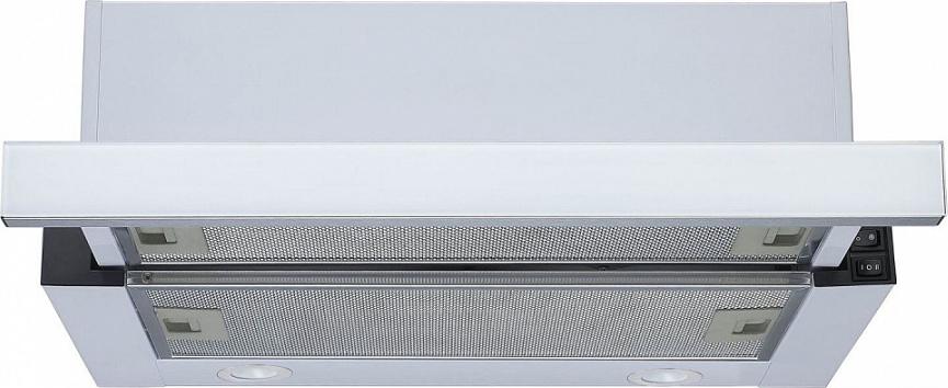Вытяжка MAUNFELD VS FAST 60, белая Компактная, она идеально подойдет для кухонь до 12 кв.м, благодаря...