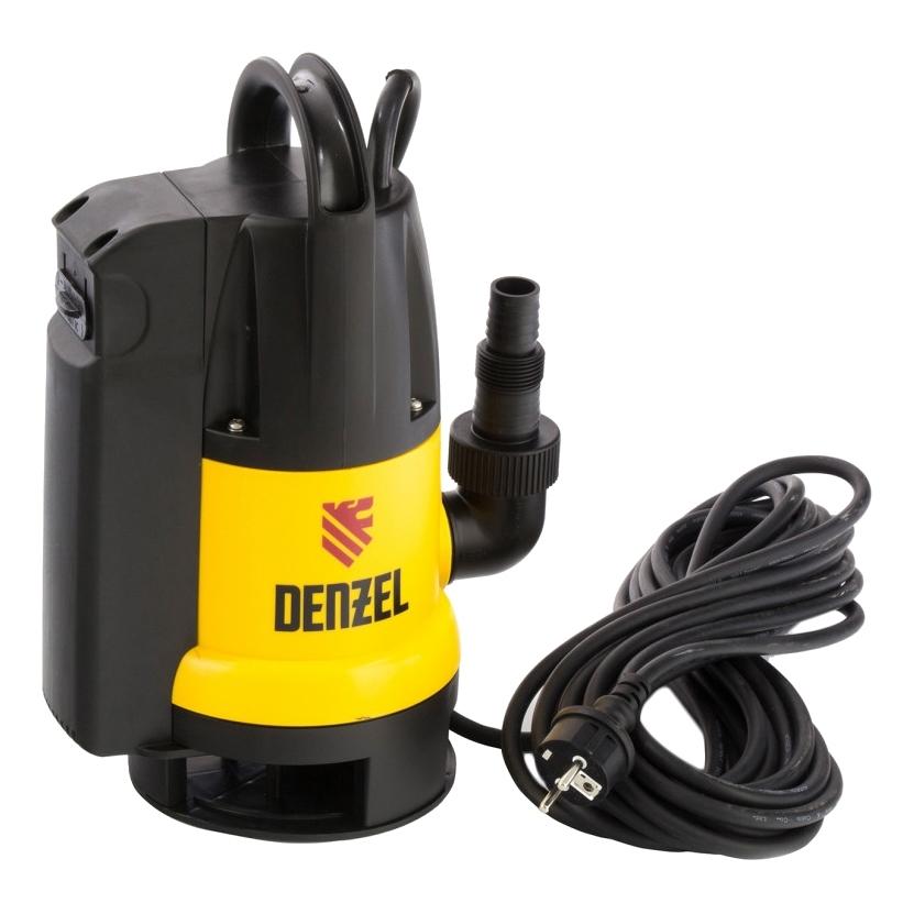 Насос погружной дренажный DENZEL DP800A