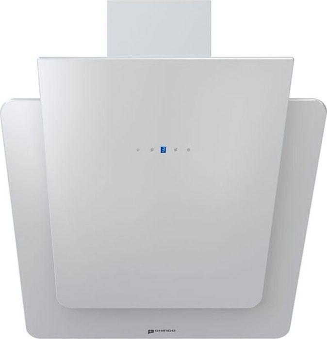 Вытяжка Shindo Prime 60 W/WG 3ET, белый