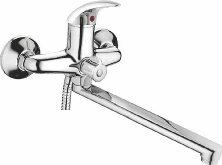 Смеситель для ванны Ledeme H38-B L2238-B