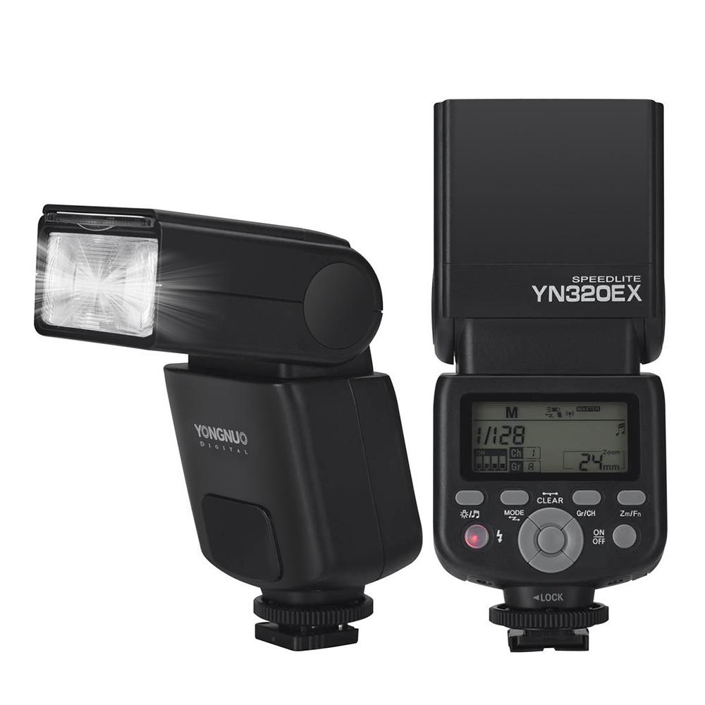 YONGNUO YN320EX Беспроводная TTL-камера Вспышка Master Slave