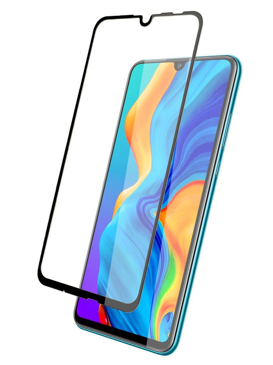 Защитное стекло ZotZot для Huawei Honor 20 Lite полноэкранное