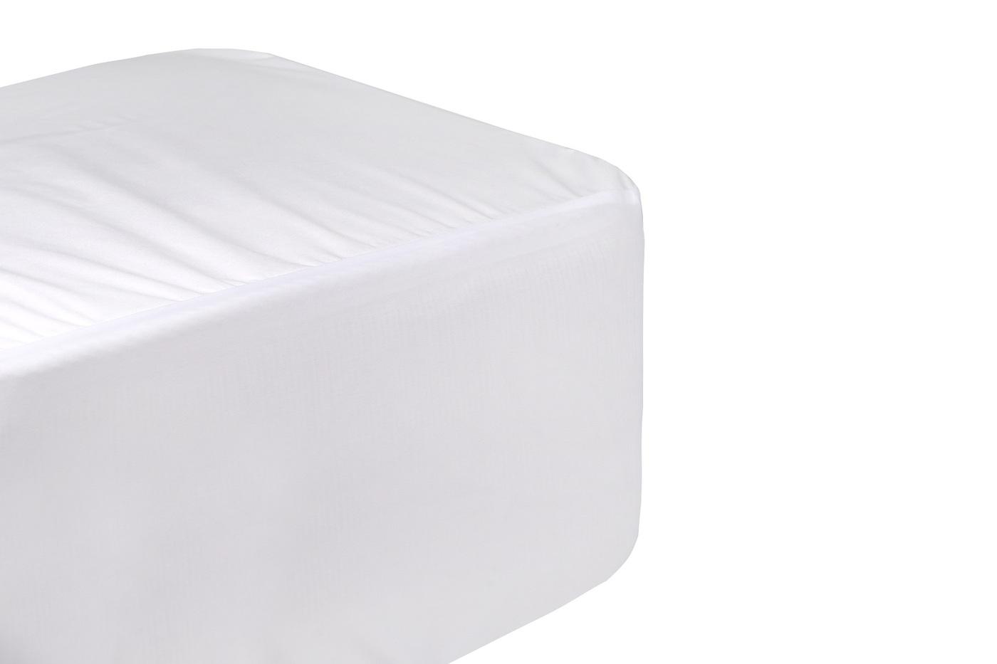 Простыня Sn Textile П-НДж-Б Полиэстер, Мембранные материалы, 90x200, белый