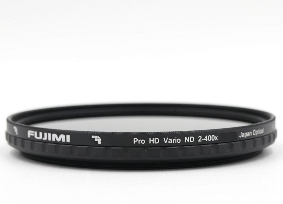 Fujimi Vari-ND / ND2-ND400 Нейтральный ND-фильтр с изменяемой плотностью (82 мм