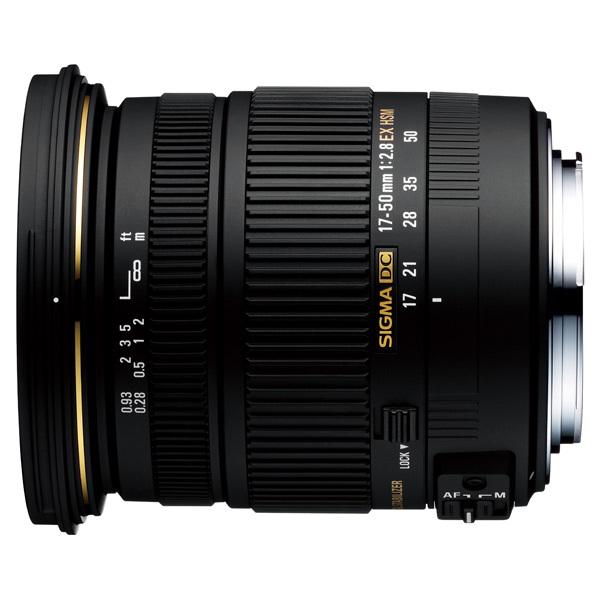 Объектив Sigma AF 17-50mm f/2.8 EX DC OS HSM Nikon