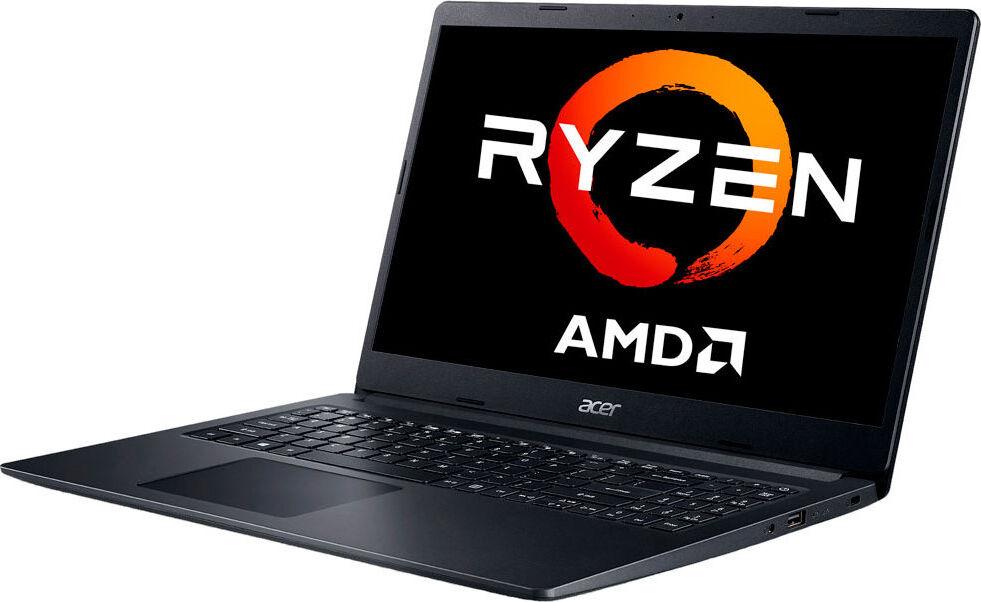 """15.6"""" ноутбук acer extensa 15 ex215-22-r0y1, amd ryzen 5 3500u (2.1 ггц), ram4 гб, ssd 512 гб amd radeon radeon vega 8, windows 10 home, (nx.eg9er.01a), черный"""