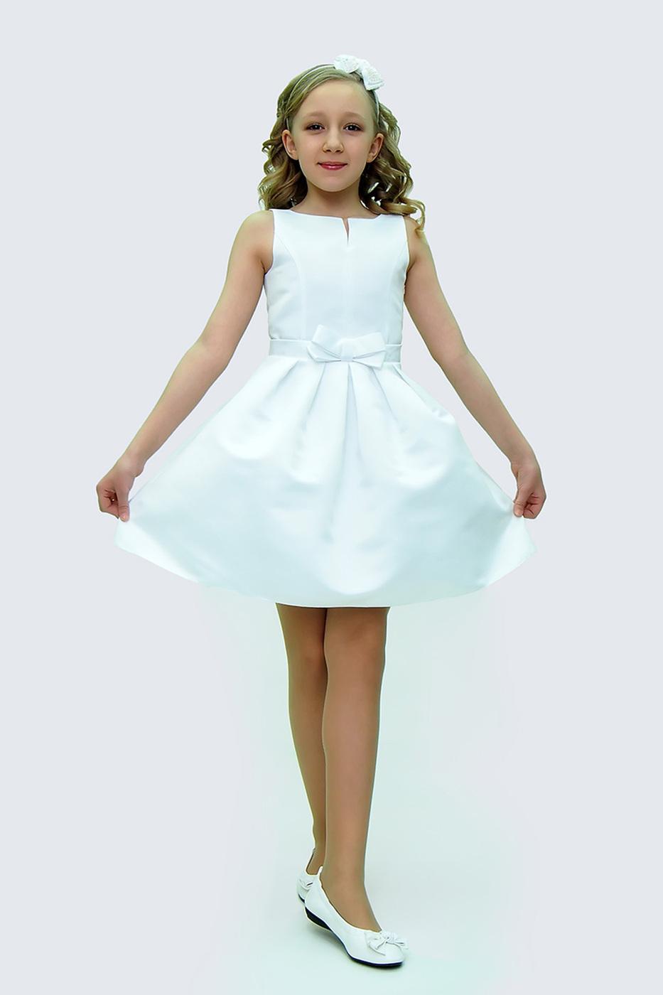 Купить Детские Белое Платье