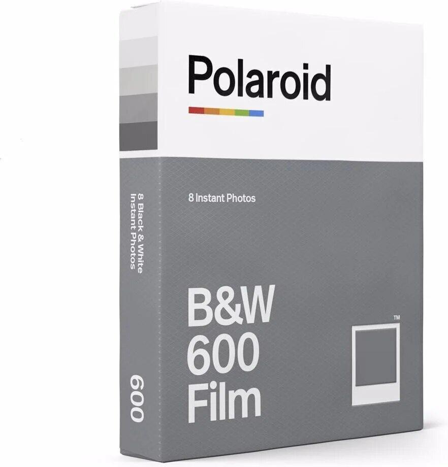 кассета polaroid originals b&w film for 600