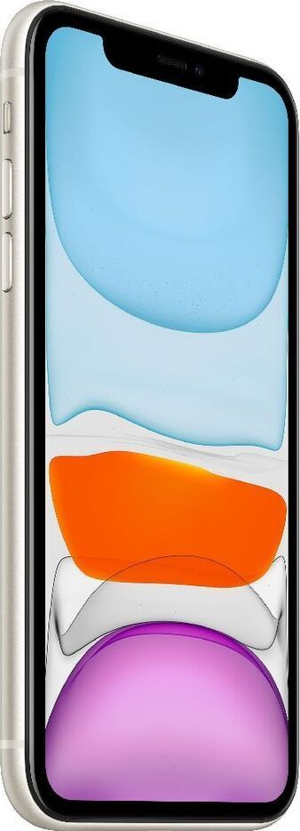 смартфон apple iphone 11 128 гб жёлтый