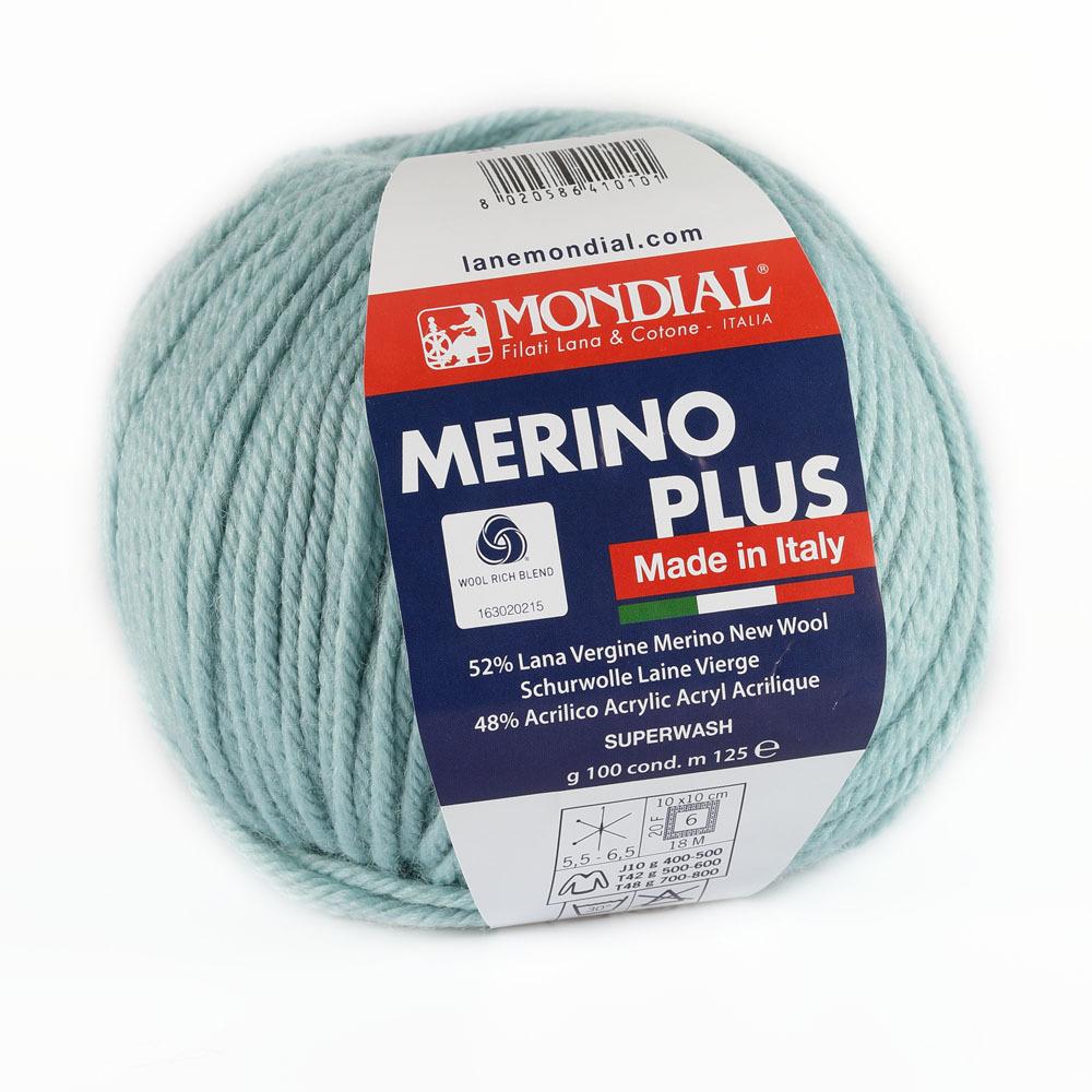Пряжа Merino Plus Mondial
