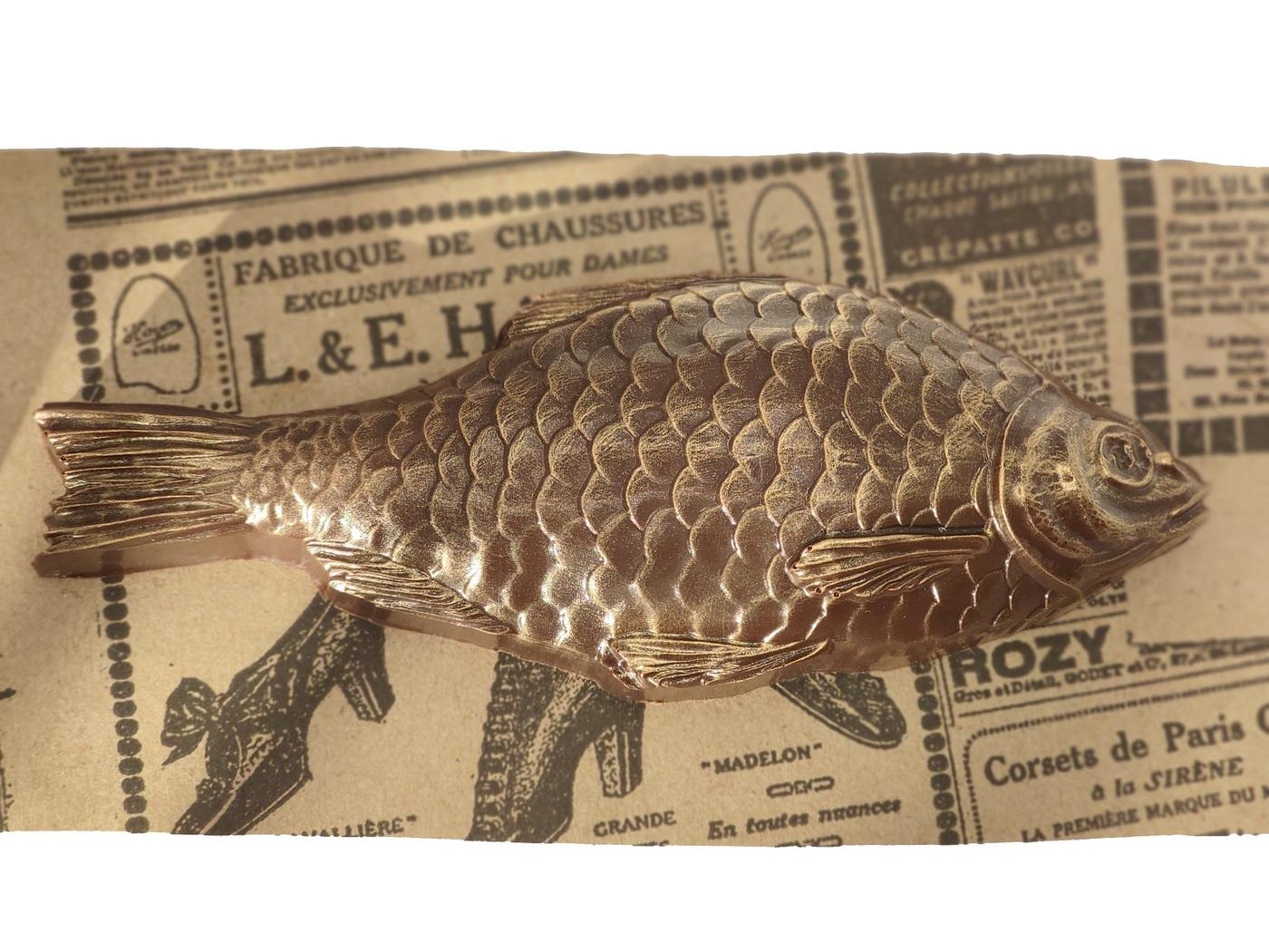 """Шоколад фигурный """"Вобла-рыба"""" 80 гр."""