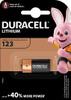 Батарейка литиевая Duracell CR123 ULTRA 3V (CR123/CR123A/CR17345), 1 шт - изображение