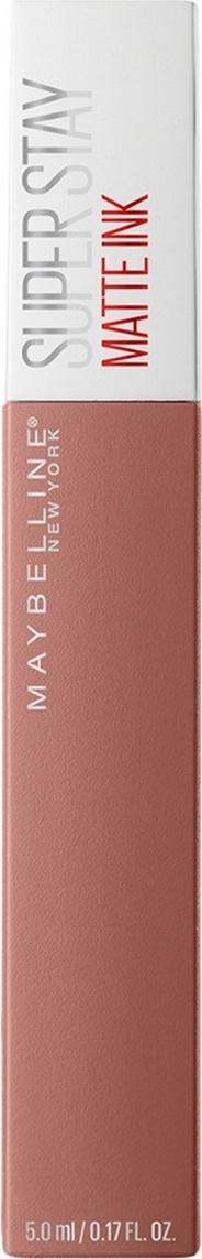 """Maybelline New York Суперстойкая жидкая матовая помада для губ """"Super Stay Matte Ink"""", оттенок 65, Соблазнитель #1"""
