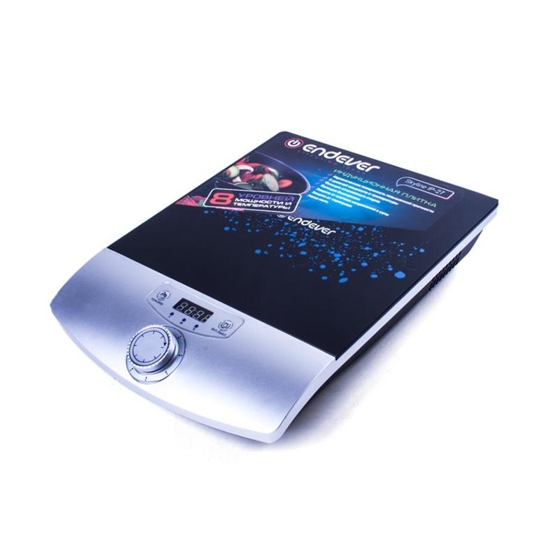 Индукционная Настольная плита Endever Skyline IP-27, черный, серебристый  #1