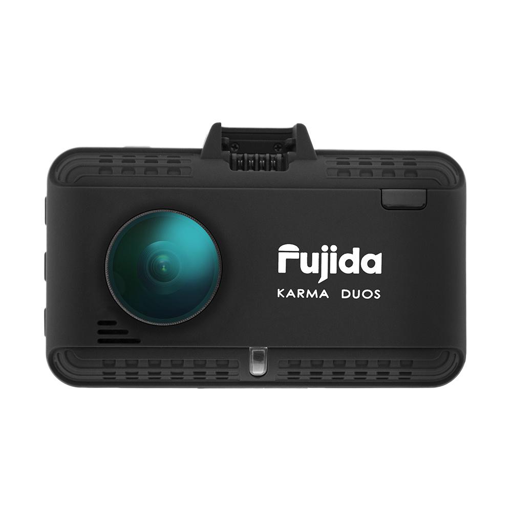 Видеорегистратор с радар-детектором Fujida Karma Duos #1
