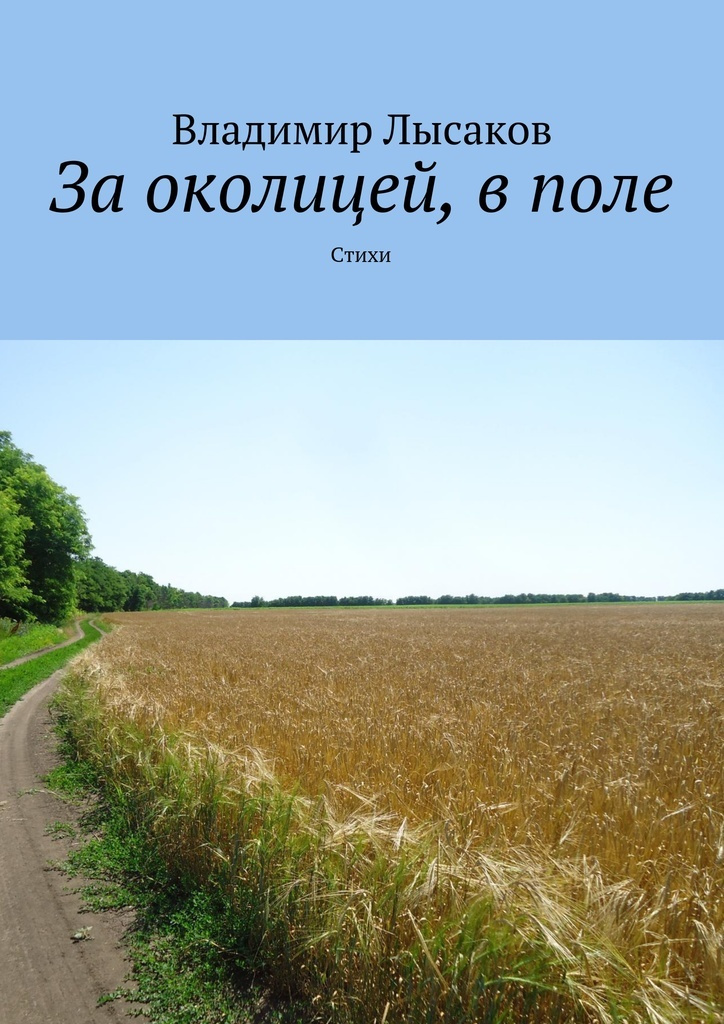За околицей, в поле #1