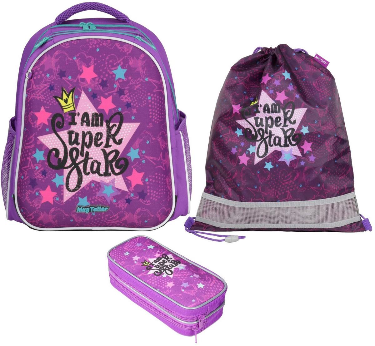 Рюкзак школьный Magtaller Stoody II, Super Star с наполнением #1
