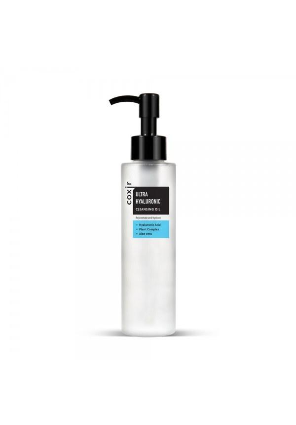 COXIR Очищающее гидрофильное масло с гиалуроновой кислотой, 150мл  #1