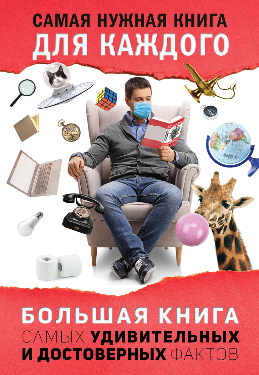 Большая книга самых удивительных и достоверных фактов | Кремер Любовь Владимировна  #1
