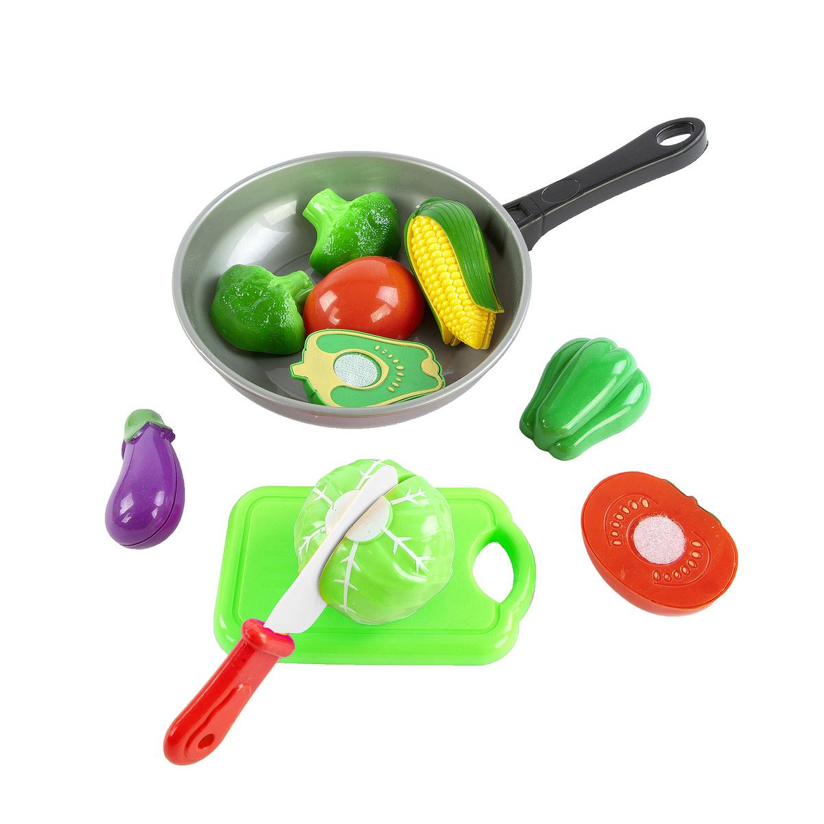 Mary Poppins Игровой набор Овощи в сковороде #1