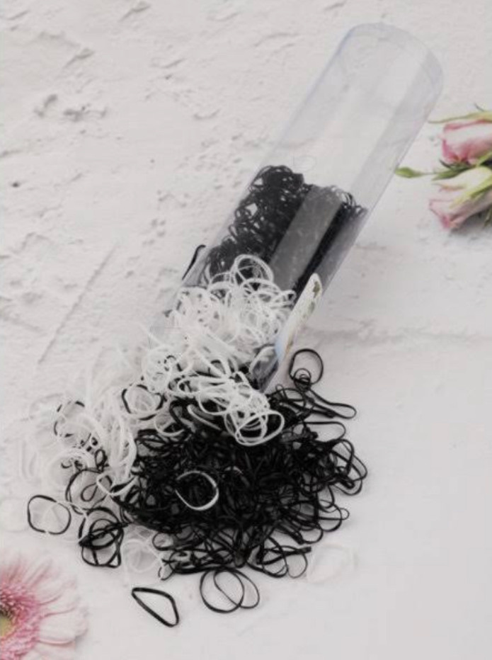Комплект резинок для волос Beauty Hair 250 шт. #1