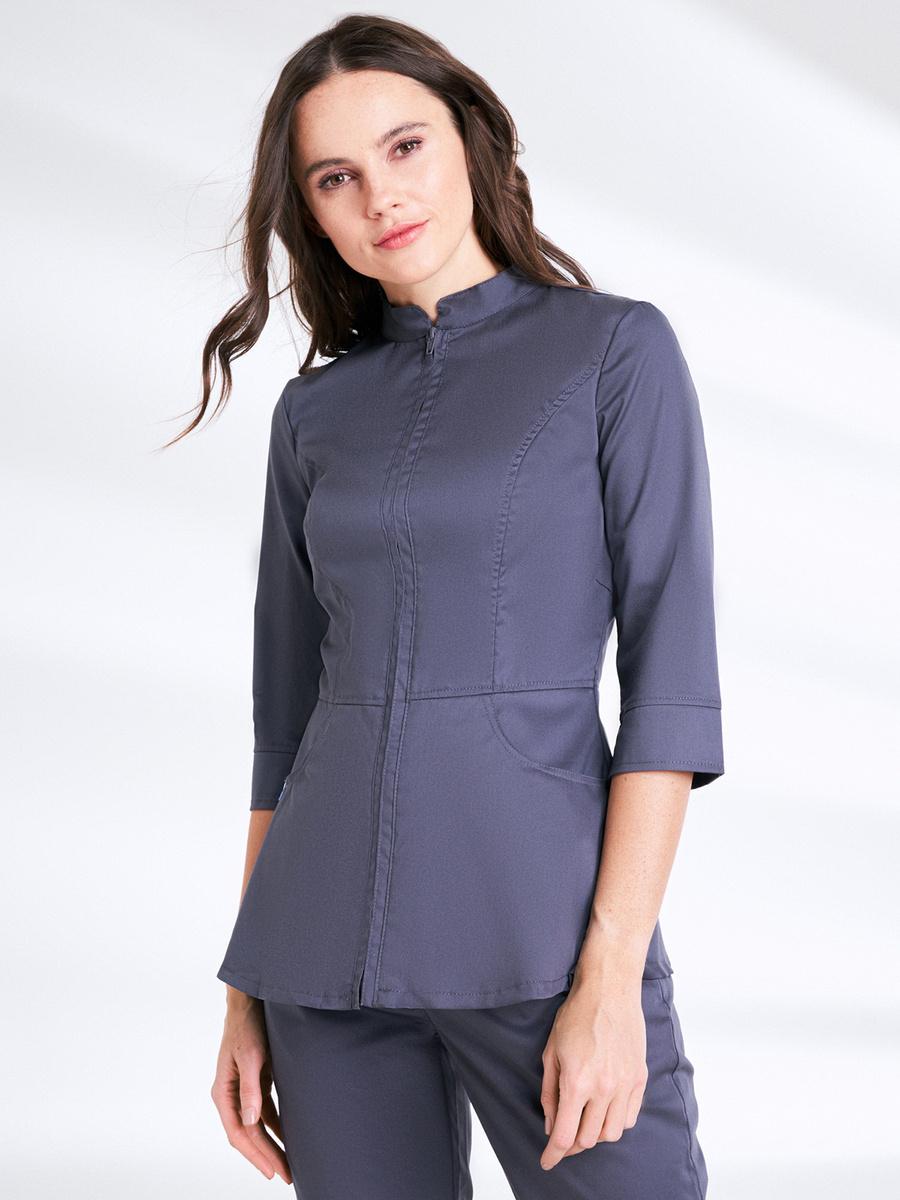 Женская медицинская блуза Medcostume #1